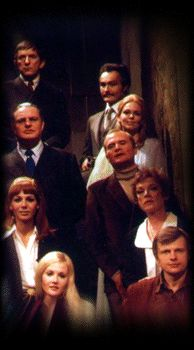 The Dark Shadows Cast