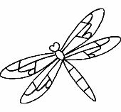 Dragonfly Colouring Page : Mandala Coloring Pages Dragonfly. Simple Dragonfly Animal Coloring Page. Dragonfly Colouring Page. Insect Coloring Pages, Animal Coloring Pages, Coloring Sheets, Coloring Books, Stained Glass Patterns, Mosaic Patterns, Pattern Art, Dragonfly Drawing, Birthday Coloring Pages