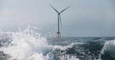 A just-completed project off the coast of Rhode Island, though relatively tiny…