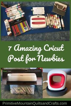 7 Amazing Cricut Post for Newbies | Primitive Mountain Quilts and Crafts Spring Projects, Diy Projects, Cricut Christmas Ideas, Cricut Htv, Wonderful Machine, Sign Design, Cricut Design, Fall Decor, Primitive