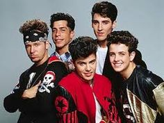 New Kids on the Block,    Attended 1 concert  Family and Faye attended.  March 1991