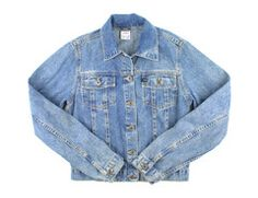 S (12-14) / Jean jacket / Veste denim | Changeroo.ca