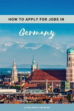 If you're looking for a job in Germany, you should check out this tips that will help you land your dream job. #jobsingermany #jobingermany #howtofindjobingermany #howtogetjobingermany #movingtogermany #findingjobabroad English Speaking Jobs, Moving To Germany, University Degree, International Companies, Reference Letter, New Employee, Looking For A Job, Wish You The Best, Less Is More
