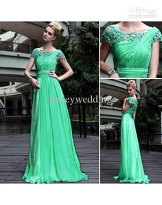 Wholesale Hot Sale Discount Sexy Straight Strapless Lace Ruffle Chiffon Long Prom Dresses Evening Dress, Free shipping, $94.08-107.52/Piece | DHgate