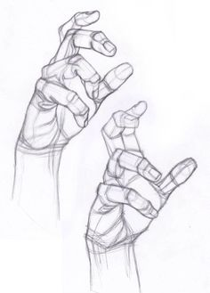 Hand positions 2