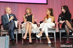 Women in Music: Watch Taylor Swift, & Others Discuss the Challenges of Being Female in the Music Industry