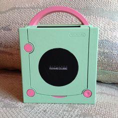 Gamecube purse