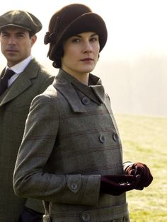 LADY MARY and TONY