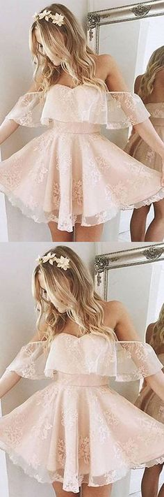 Prom Dresses Short,Homecoming Dresses for Girls,Cheap Prom Dress,Prom Gowns,Evening Dresses, Party Dresses,Homecoming Gowns,Cute Tulle Lace Short Prom Dresses, Homecoming Dresses Short,SH23