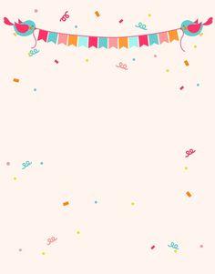Happy Birthday Baby Girl, Happy Birthday Posters, Happy Birthday Wallpaper, Happy Birthday Greetings, Flower Background Wallpaper, Kids Background, Frog Wallpaper, Pattern Wallpaper, Birthday Background Design