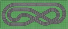 Help with 10x6 or 12x6 digital layout - Slot Car Illustrated Forum