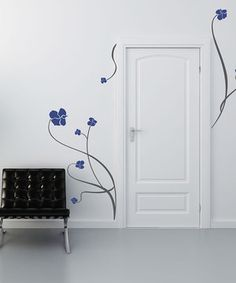 Look at this #zulilyfind! King Blue Blossom Path Wall Decal Set by Sissy Little #zulilyfinds