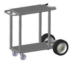 Weld up your own mig welding are or a tig welding cart!