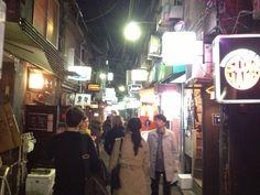 新宿ゴールデン街 Golden Gai : 東京, 東京都