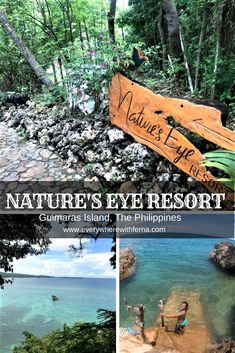 Thinking of staying in a nature-like resort? Nature's Eye resort is perfect for this, it's the most relaxing Guimaras island resort of the west Travel And Tourism, Asia Travel, Solo Travel, Travel Usa, Travel Destinations, Resorts In Philippines, Philippines Travel, Best Places To Travel, Places To Visit