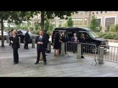 Hillary Clinton Collapses at 911 Ceremony! - YouTube - 2:26