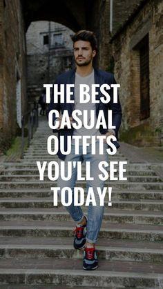 790fe0a207e men s apparel 7090  men sapparel Casual Outfits
