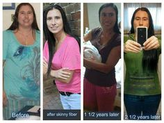 2.5 years later and she has MAINTAINED her weight loss with Skinny Fiber!! YES! RESULTS THAT LAST!!!  www.LoseTheFatWithJax.com #weightloss #skinnyfiber #skinny #losingweight #health #gettingskinny