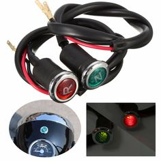 Neutral Reverse Light Gear N/R Indicator For 50 110 125 150 200 ATV Motorcycle Description: Brand new and high quality.It is durable and convenient.Simple design and easy to use. Specification: Light Color:Red size as shown in the picture)Materi Sierra Leone, Seychelles, 250cc Atv, 250cc Motorcycle, Motorcycle Parts, Uganda, Mobiles, Puerto Rico, Motorcycle Hairstyles