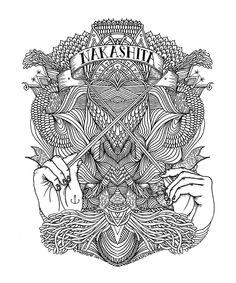 Illustration for Nakashita Restaurant - Joan Tarrago