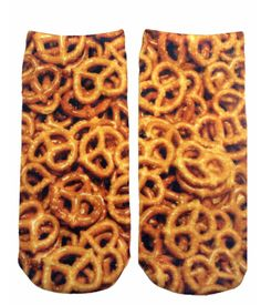 Pretzel Socks: http://shop.nylonmag.com/collections/whats-new/products/pretzel-socks #NYLONshop