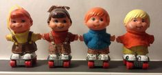 """Always selling quality Vintage Toys & Dolls! smitti257@aol.com See my Small Shot dolls  in Cindy Sabulis' book, """"Collectible Dolls of the 1960's & 70's...Volume II"""" pages  159, 160 and 161"""