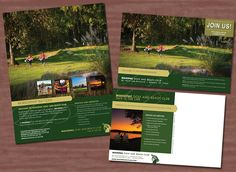 Marketing campaign for an exclusive private club. Posters, flyers, postcards, stationary, business cards and an email campaign