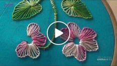 How to Stitch Hand Embroidery Buttonhole Stitch Hand Work Hand Stitch by Amma Arts. foe more videos: https://www.youtube.com/playlist?list=PL28-8BHqbDpWlUehZQTY0hbIacwFtks3Q port Us : Like Us : http://www.facebook.com/teluguarts Follow Us : http