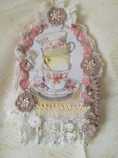 Crochet Necklace, Crafting, Jewelry, Fashion, Jewellery Making, Moda, Jewels, Fashion Styles, Basteln