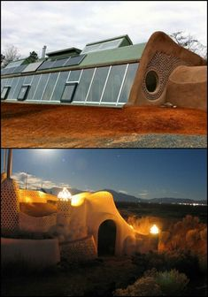 Earthship homes are strong, durable, and safe. Have a look at these 31 off the grid and self-sustaining Earthship homes!