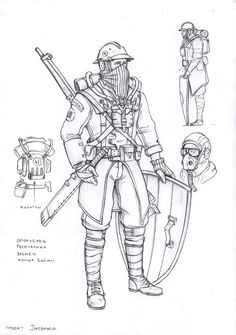 militiaman by TugoDoomER on DeviantArt