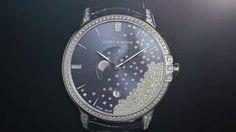 Harry Winston Midnight Diamond Drops 39mm - http://hiphopboutiques.com/blog/harry-winston-midnight-diamond-drops-39mm/