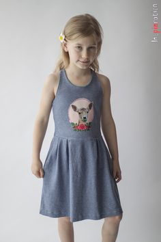 Solis dress from Sofilantjes