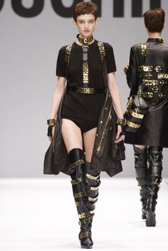 Fall 2014 RTW Moschino Collection