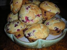 Recipe: Huckleberry Muffins