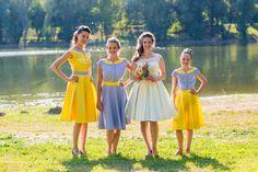 rockabilly bridesmaids dress by TiCCi Rockabilly clothing