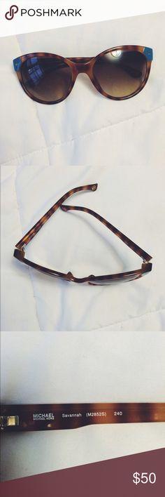 Michael Kors Sunglasses Michael Kors sunglasses. Good condition. No case, unfortunately. MICHAEL Michael Kors Accessories Sunglasses