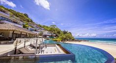 Thailand-Hotel des Monats April 2014: The Shore At Katathani,  Kata Noi Beach, Phuket