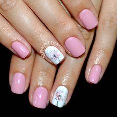 #CREATIVE #nailstudio #shellac #paintinqnailss #sweetnails #nailpolish #naildesigns