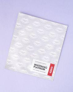 MANEFIT Bling Bling Hydro Gel Mask - Whitening Platinum