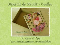 Passo a passo Coelho em Biscuit Country #biscuit #tutorial