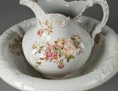 pitcher and basin - Google Search