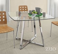 Zuo 10007 Orebro Dining Chair