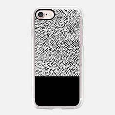 iPhone 7 Case Dots and Black