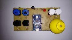 DIY tuto Mini Manette Arduino