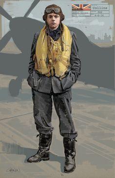 Dunkirk- Collins by Keith Christensen