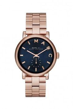 Marc by Marc Jacobs Baker dames horloge MBM3330   JewelandWatch.com