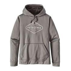ee086f5e0015 Men s Logo Hoodies   Sweatshirts by Patagonia
