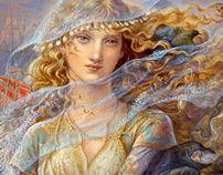 Fantasy and Mythology by Kinuko Y. Craft