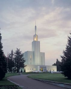 Switzerland LDS Temple - LDS are also known as Mormons or The Church Of Jesus Christ of Latter-day Saints